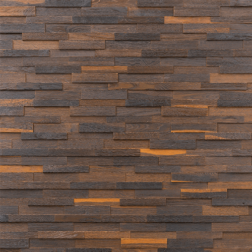 Cubetti Design | Wooden wallcovering | Elegance