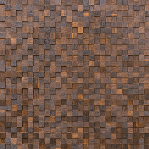 Cubetti Design | Wooden wallcovering | Miracle