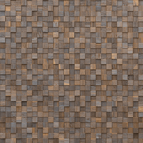 Cubetti Design | Wooden wallcovering | Purpose
