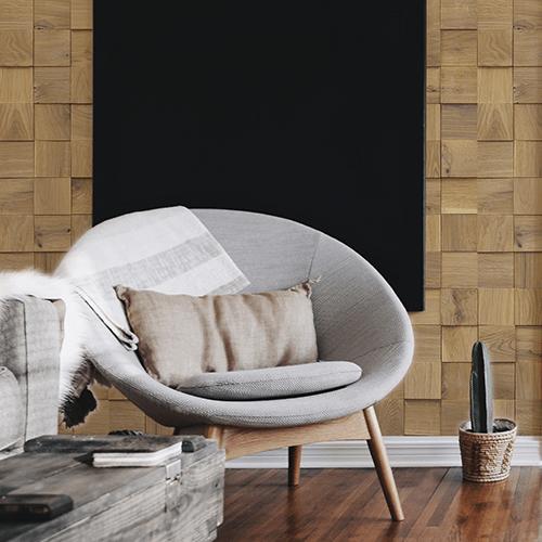 Cubetti Design | Wooden wallcovering | Stillness