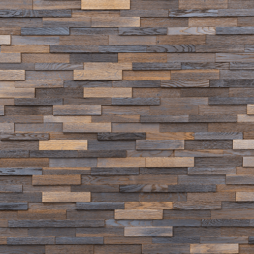 Cubetti Design | Wooden wallcovering | Timeless