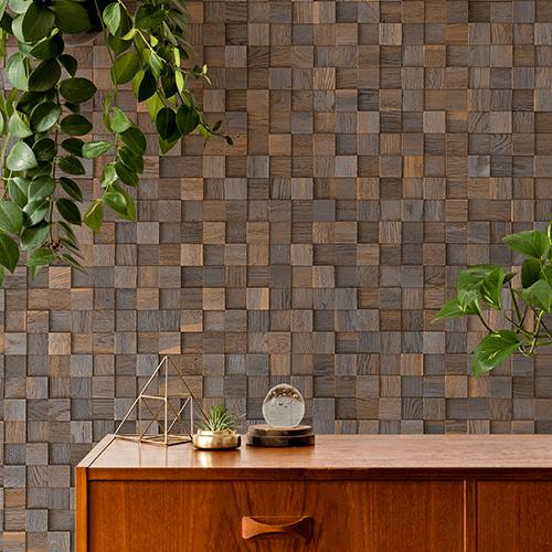 Cubetti Design | Wooden wallcovering | Purpose